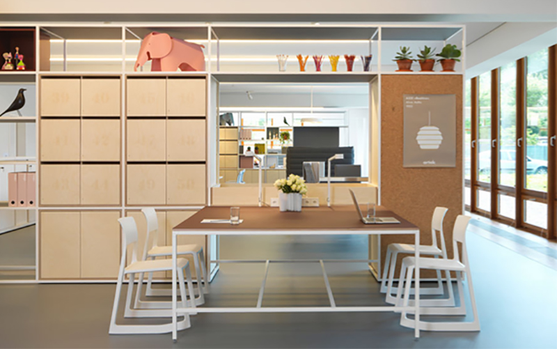 Vitra Studio Office Concept