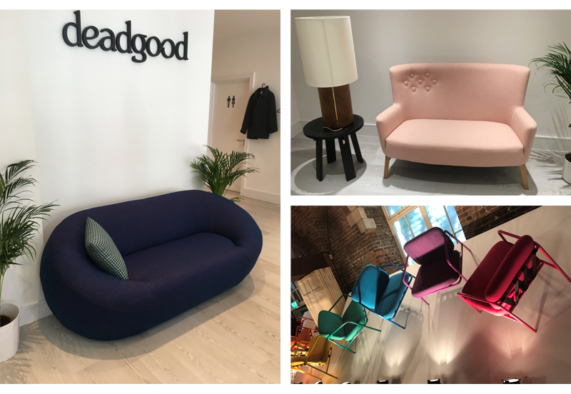 Deadgood at Clerkenwell Design Week 2018