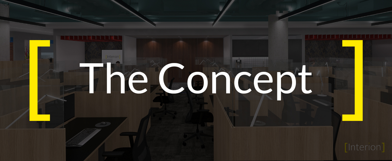 Interion's Pandemic-Resistant Office Concept
